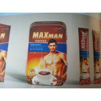 Wholesale Original Maxman Male Enhancement Coffee Herbal Food Supplement Healthy Drink from china suppliers