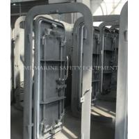 Wholesale Marine Fire Resistant Door A60 Fireproof Quick Acting Weathertight Steel Door from china suppliers