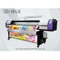 Wholesale Polyester Galaxy Eco Solvent Printers , Epson DX5 Solvent Sublimation Printing Machine from china suppliers