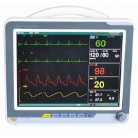 Wholesale 7-Lead ECG Waveforms Display Portable Patient Monitor With Digital SpO2 Technique from china suppliers