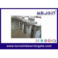 Wholesale Smart Tripod Half Height Turnstiles / Automatic Systems Turnstiles from china suppliers
