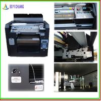 Quality flatbed inkjet printer food chocolate printer for sale