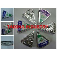 Wholesale lacquer aluminium foil for cheese packing from china suppliers