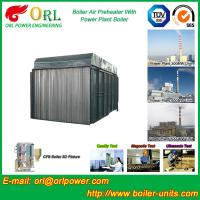 Wholesale Coal Fired Boiler Steam Coil Air Preheater 10 Ton For Power Station from china suppliers