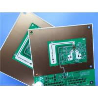 Wholesale 2.0mm PCB Board Built On FR-4 With 4 Layers Copper and Immersion Gold from china suppliers