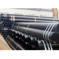 Wholesale 114mm Metal Steel Pipe , Schedule 40 Galvanized Pipe With Bundle And Bulk  Package from china suppliers