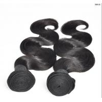 Wholesale high quality DHL Fedex fast delivery no shedding 100% virgin peruvian raw hair from china suppliers