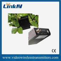 Wholesale 128 Bit Encryption COFDM HD Wireless Transmitter With NLOS / LOS Transmission from china suppliers