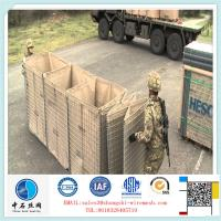 Quality Welded Mesh Gabion Box for military gabion wall for sale
