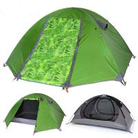 Wholesale NEW Outdoor Camping Travelling Double layer Tent 2 persons 4 Season from china suppliers