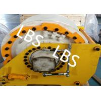 Wholesale Wire Rope Hydraulic Towing Marine Winch With Lebus Groove Drum from china suppliers
