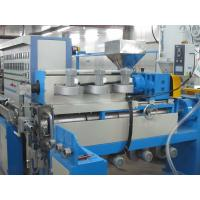 Wholesale Screw Diameter Φ80mm Core Single Screw Plastic Extruder Cable Extrusion Production Line from china suppliers