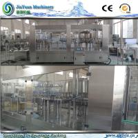 Wholesale Large Capacity Rotary Fruit Juice Filling Machinery 2750*2180*2200 mm from china suppliers