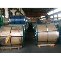 Wholesale 200 Series Stainless Steel Coils Grade 201 202 SS Coils 2B surface,Half Copper Stainless Steel Coil 201 from china suppliers