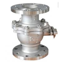 "Wholesale 3""*150LB WCB Material Flanged Ball Valve For Water with Handwheel from china suppliers"