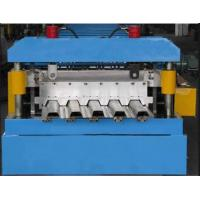 Wholesale 380 V 50 Hz Auto Roll Forming Line , Floor Plate Rolling Form Machine from china suppliers