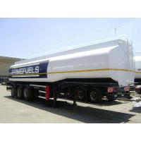 Wholesale 45000L-3 Axles-Carbon Steel Monoblock Tanker Semi-Trailer from china suppliers
