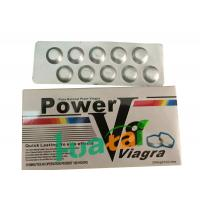 Wholesale Power V8 Viagra Herbal Male Enhancement For Male Erectile Dysfunction , No Side Effects from china suppliers
