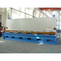 Wholesale Mechnical Hydraulic Guillotine Shearing Machine6.5m Shear Steel from china suppliers
