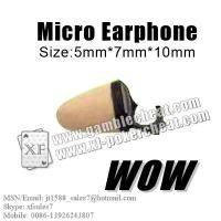 Wholesale Wireless Micro Headset|Wireless Hidden Headset from china suppliers