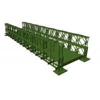 Wholesale 200 Type Bailey Bridge With TSR (Triple Row Single Layer reinforced) from china suppliers