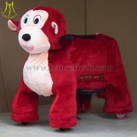 Wholesale Hansel kids drivable electronic toy car ride on furry animal toys from china suppliers