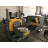 Wholesale L Shape Tube Welding Positioner With 600mm Hydraulic Lifting Stroke , CE Certificates Supported from china suppliers
