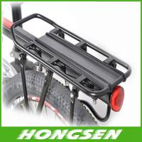Wholesale Design of quick release cycle parts of bicycle rear carrier/storage rack shelf from china suppliers