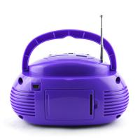 Quality Portable Speaker/Boombox Speaker SD & Micro SD card speaker with radio DY-111 for sale