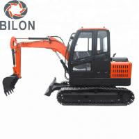 Wholesale Highly Efficient Hydraulic Excavator Machine 3 Ton For Road Digging CE Certificate from china suppliers
