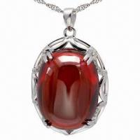 Wholesale Silver Pendant, OEM and ODM Orders Welcomed from china suppliers