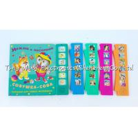 Wholesale 6 Button Multi Sound Panels interactive baby book For Indoor educational toy from china suppliers