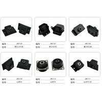 Quality Rubber Excavator R55 Hyundai Engine Mount / Excavator Rubber Parts for sale