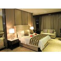 Wholesale Antique Business Type Hotel Bedroom Furniture Covered With Glossy Lacquer Finish from china suppliers