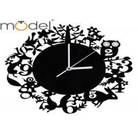 Wholesale Fashion Acrylic Gear Wall Clocks Silent Movement , Living Room Decor from china suppliers