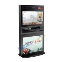 Wholesale ZT2781 High Safety Payment / Advertising / Digital Signage Kiosk with Card Reader from china suppliers