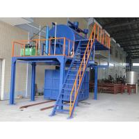 China 15KW Foam Recycling Machinery / Waste Sponge Recycling Machine with Steam on sale