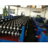 Wholesale 55Kw Hydraulic Power 18 Stations Steel Silo Panel Roll Forming Machine Customized PLC Control System from china suppliers