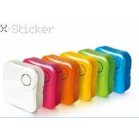 Wholesale X-Sticker Speaker Mini Vibration Speaker from china suppliers