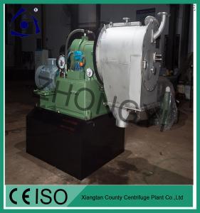 China Chemical Pusher Type Centrifuge Machine Continuous Centrifugation For Salt on sale