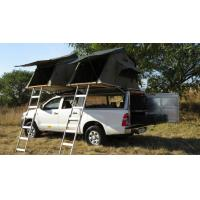 Wholesale Anti UV 4x4 Camping Tents , Rooftop Pop Up Camper Tent With 2.3m Ladder from china suppliers