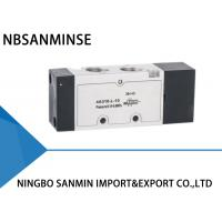 Wholesale NBSANMINSE Electro Pneumatic Solenoid Valve 0 . 15MPa - 0 . 8MPa Pressure from china suppliers
