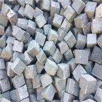 Wholesale China Granite Dark Grey G654 Granite Cube Paving Stone 6 Surface Natural in size 9x9x9cm from china suppliers