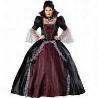 Wholesale Women's Costume for Party and Halloween, XS to 4XL from china suppliers