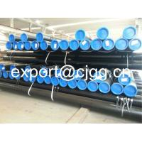 Quality ASTM A333 Gr.6 Low Temp Carbon Steel Pipe , Cold Rolled Hollow Steel Tube for sale
