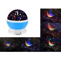 Wholesale Funny Rotation Led Star Projector Night Light Decorative For Kids Bedroom from china suppliers