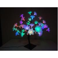 Wholesale Outdoor LED Color Changing Lights Plastic Flower Pot Light With Remote Control from china suppliers