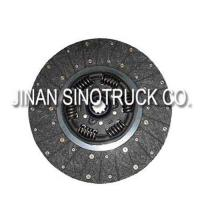 SINOTRUCK HOWO:HOWO PARTS:HOWO CLUTCH PARTS:HOWO CLUTCH DISC