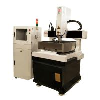 Wholesale Welded Structure CNC Engraving Machine , Cnc Router Engraving Machine from china suppliers