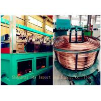 Wholesale Large 8 pass copper alloy cold rolling machine 16mm - 8mm 200kw from china suppliers